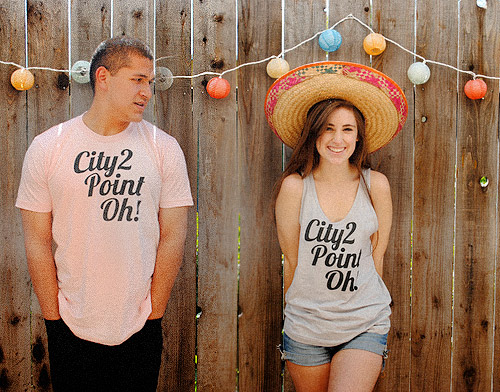 City2 Point Oh! - unisex new silver tanks/jerseys - (ten bucks each!)